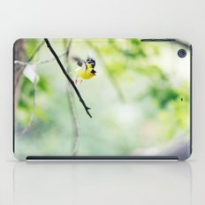 take flight iPad Case