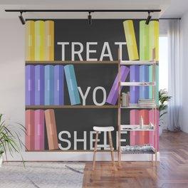 Treat Yo Shelf Wall Mural
