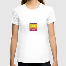 Hot Summer with May in May - shoes stories T-shirt