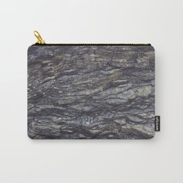Rough Rock Texture Carry-All Pouch