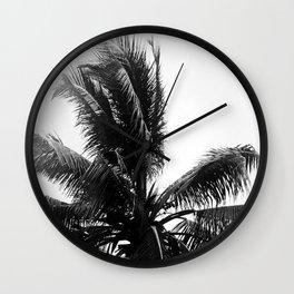 Boom tree Wall Clock