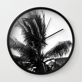 Boom tree Wall Clock