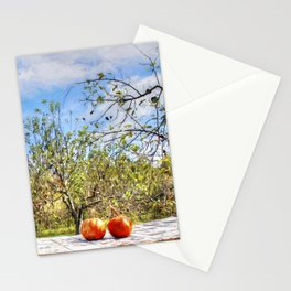 The Apple Orchard Stationery Cards