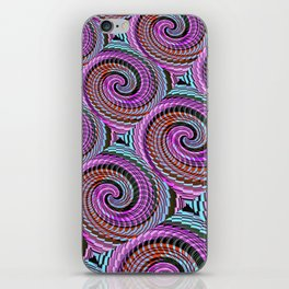 Colorful Decorative Buns #2 iPhone Skin