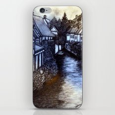 Irish Village iPhone & iPod Skin
