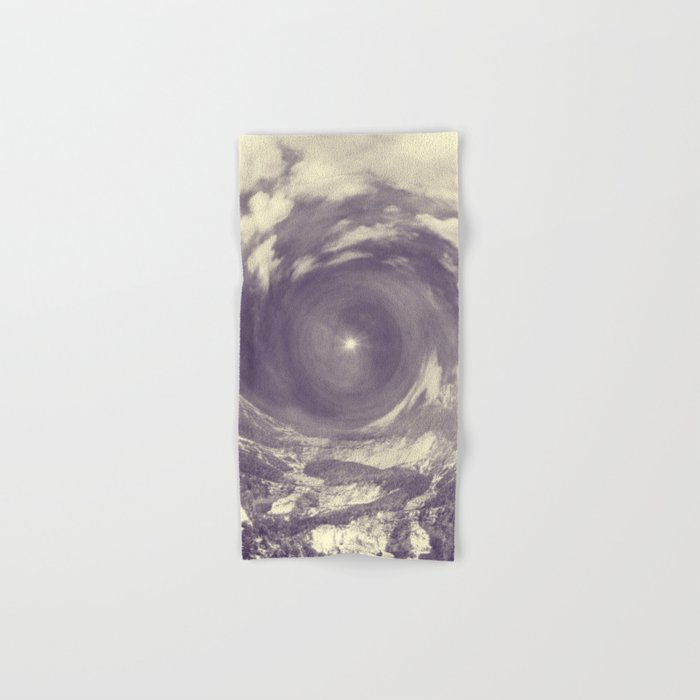 Embrace of the Tempest Heart Hand & Bath Towel