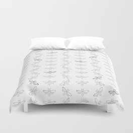 Beauty of the bees Duvet Cover