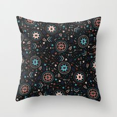 Spirits of the Stars Throw Pillow