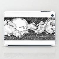 8 bit iPad Cases featuring 8 Bit Sky by Corinne Elyse