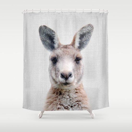 Kangaroo - Colorful by galdesign