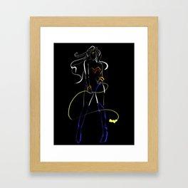 Wonder Style Framed Art Print
