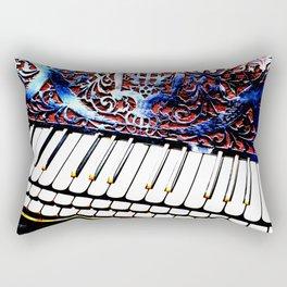 VINTAGE PIANO Rectangular Pillow