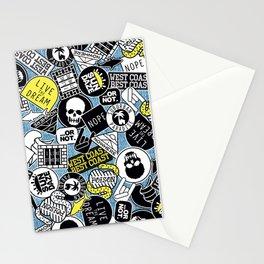 PARAPHERNALIA DENIM Stationery Cards