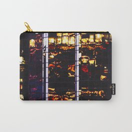 Voyeuristic 0226 Vancouver Cityscape Financial Reflections Carry-All Pouch