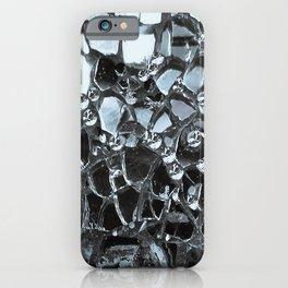 Dark Mirror and Glass iPhone Case