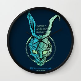 Donnie Darko Lifeline Wall Clock