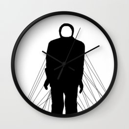 The Little People Wall Clock