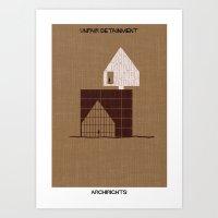 09_unfair detainment_ARCHIRIGHTS-01 Art Print