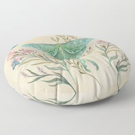 Luna and Forester - Oriental Vintage Floor Pillow