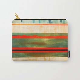 Stripes Bright Carry-All Pouch