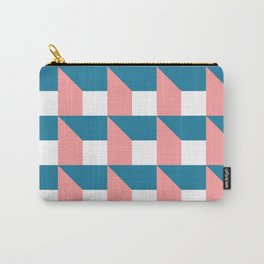 Modern Geometric 50 Carry-All Pouch