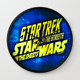 Sithfits - In The Sheets Wall Clock