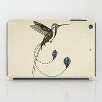 hummingbird iPad Cases featuring Hummingbird by Andreas Preis
