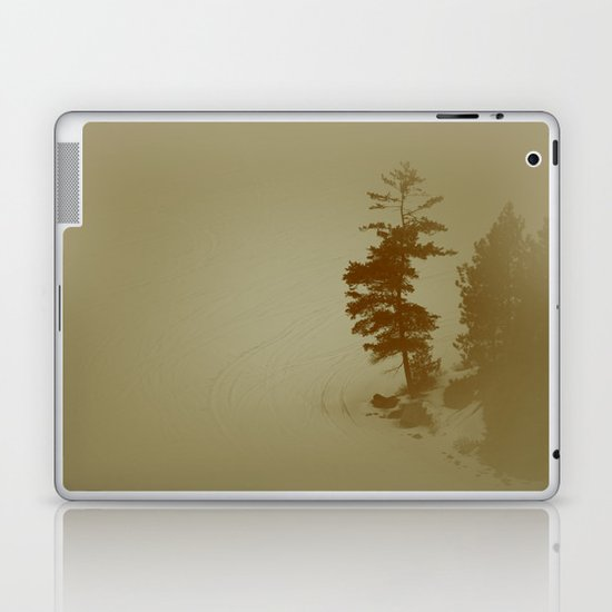 Gunflint Trail Laptop & iPad Skin