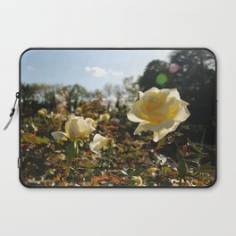 Rose Garden Sunshine Laptop Sleeve