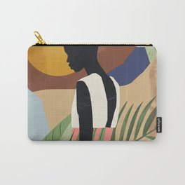 Tropical Girl 2 Carry-All Pouch