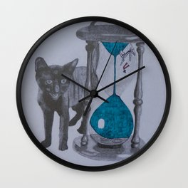 Time is Ticking Wall Clock