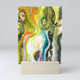 Fae Dance Mini Art Print