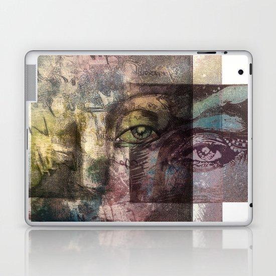 Gravure 02 Laptop & iPad Skin