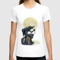 werewolf T-shirts featuring Werewolf! by drubskin