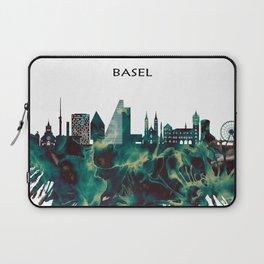 Basel Skyline Laptop Sleeve