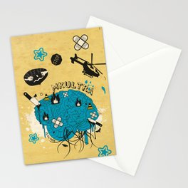 MKULTRA Stationery Cards
