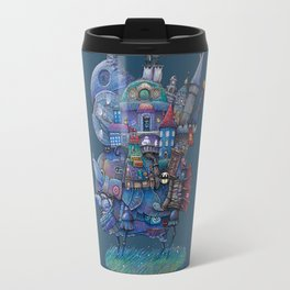 Fandom Moving Castle Travel Mug