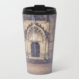 Cathedral door Travel Mug