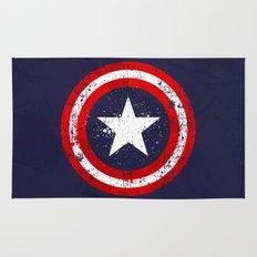 Captain's America splash Rug