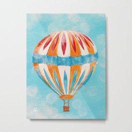 Hot Air Balloon #5 Metal Print