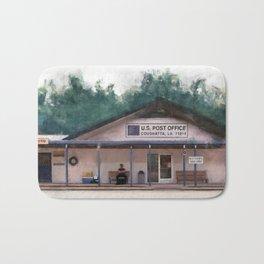 Coushatta Post Office - Better Call Saul Bath Mat