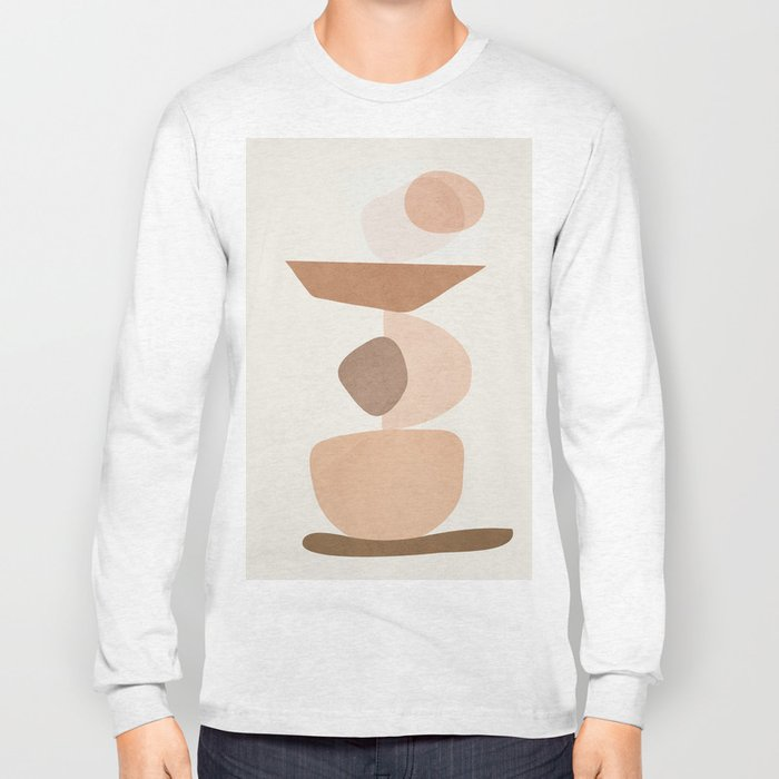 Balancing Elements II Long Sleeve T-shirt