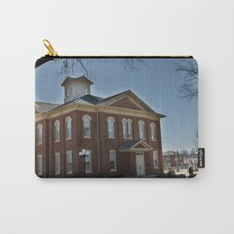 Cherokee Nation - Capitol in Tahlequah, No. 1 of 3 Carry-All Pouch