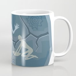 Prehistoric Goddess Coffee Mug