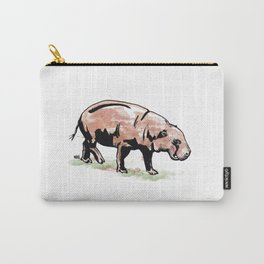Pigmy Hippo Carry-All Pouch
