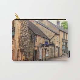 Downtown In The Cotswolds Carry-All Pouch