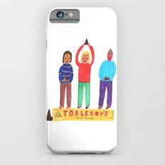 Toblerone. Slim Case iPhone 6s