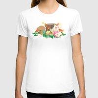 relax T-shirts featuring Relax by Reg Silva / Wedgienet.net