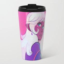 Space Princess Travel Mug