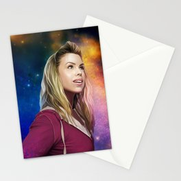 Rose and The Doctor Stationery Cards